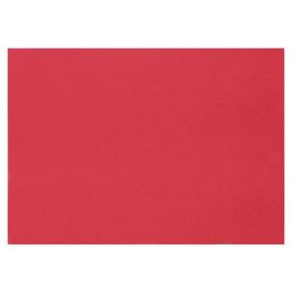 FOS FOAM BOARD 70X100 RED COLOUR