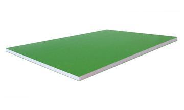 FOS FOAM BOARD 70X100 GREEN COLOUR