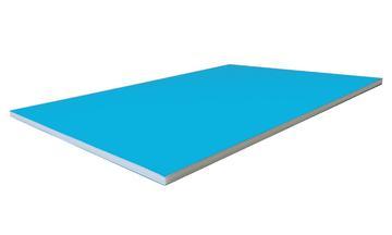 FOS FOAM BOARD 70X100 LIGHT BLUE COLOUR