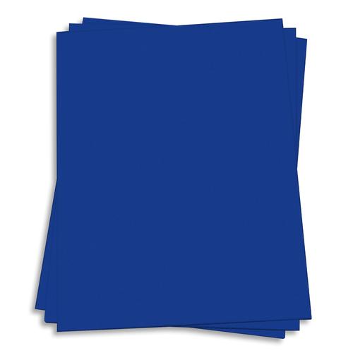 COLOR CHART 50X70 220GSM BLUE COLOUR