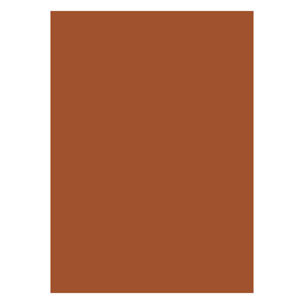 COLOR CHART 50X70 220GSM BROWN COLOUR