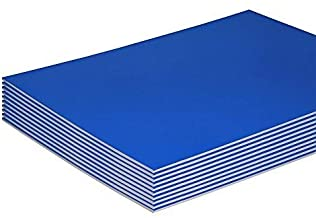 FOS FOAM BOARD 50X70 BLUE COLOUR