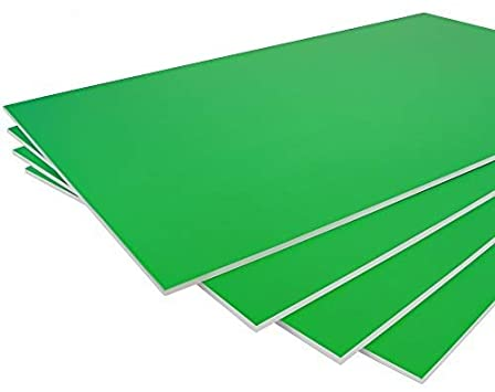 FOS FOAM BOARD 70X100 DARK GREEN COLOUR