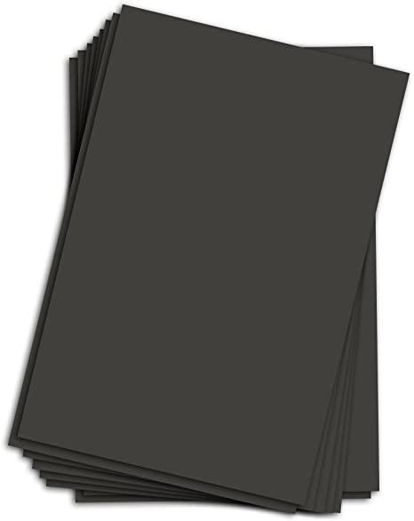 COLOR CHART 30X40 COLORS 220GSM BLACK COLOUR