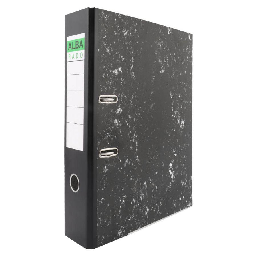 Alba Rado Box File Broad 8cm