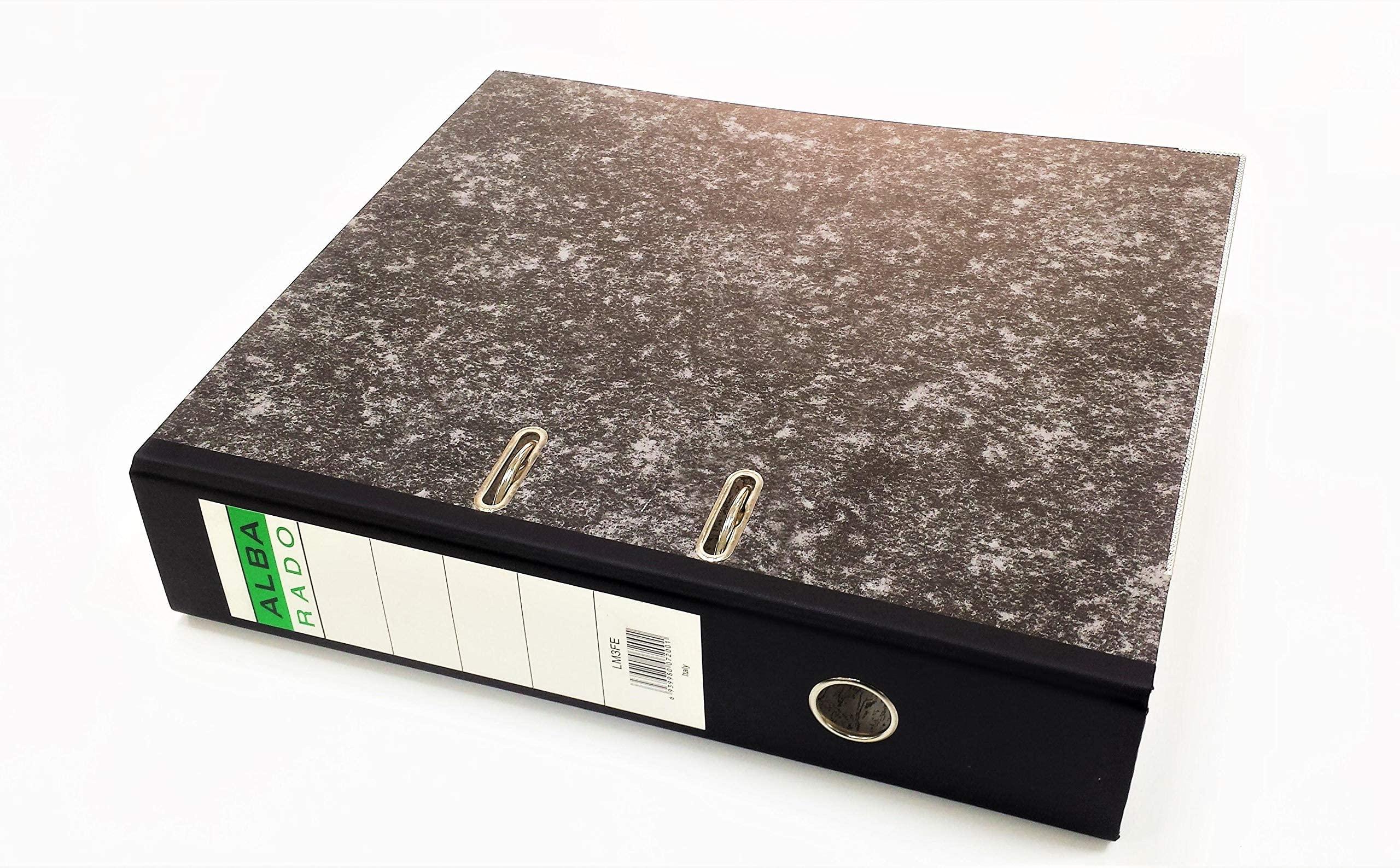 Alba Rado Box File A4 8cm