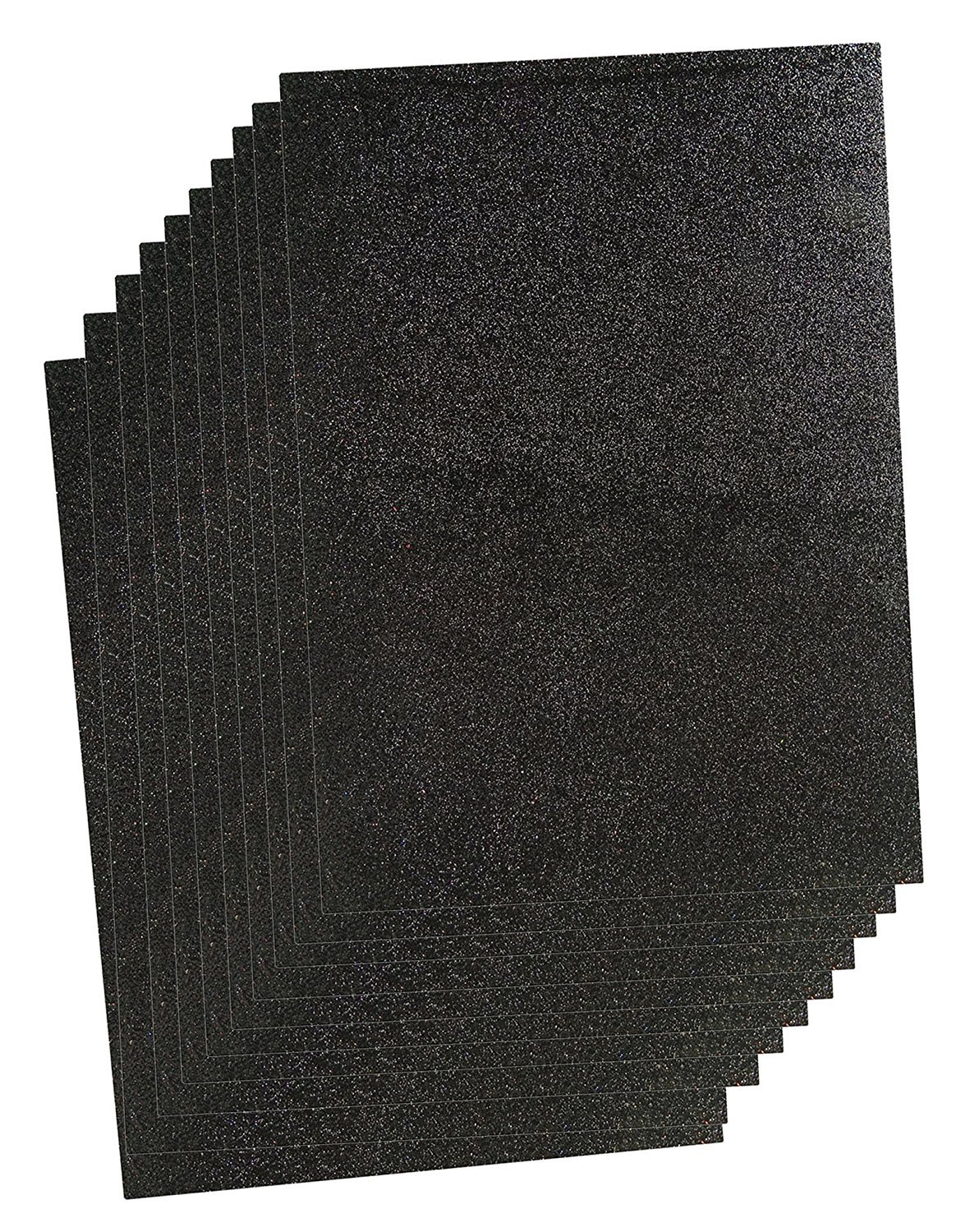 FOS EVA SHEET 50X70 2MM BLACK COLOUR