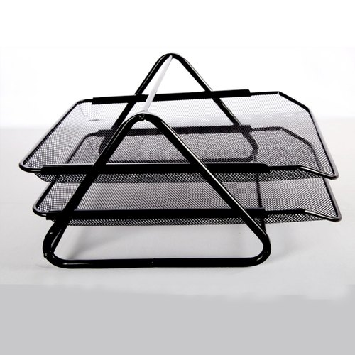FOS 2 TIER DOCUMENT TRAY