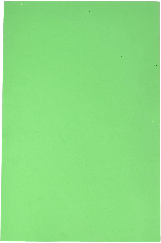 COLOR CHART 30X40 COLORS 220GSM LIGHT GREEN COLOUR
