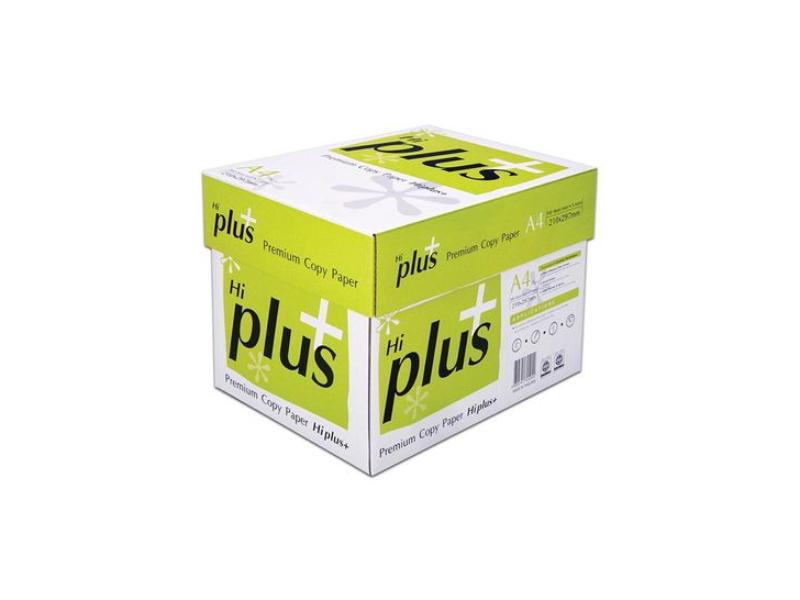 A4 PHOTOCOPY PAPER - HIGH PLUS - PREMIUM QUALITY PAPER PRINTING PAPER 5 Reem