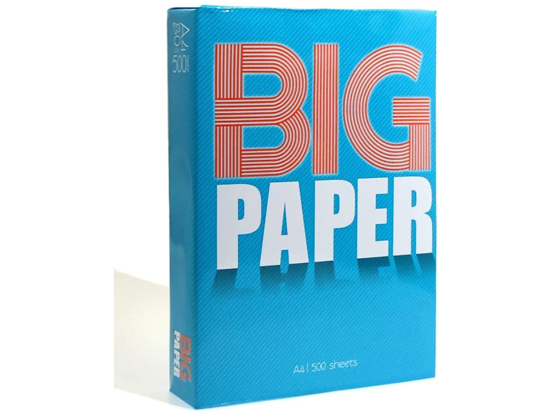 A4 Big Paper Writing 80 GSM Copy Paper 1 Reem