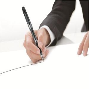 Uni ball Gel impact pen